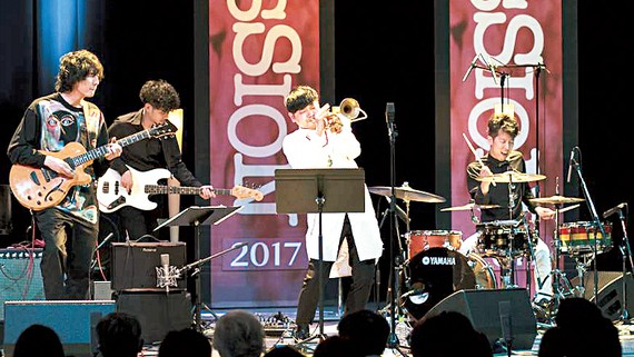 Thế giới kỷ niệm 100 năm ra đời nhạc jazz