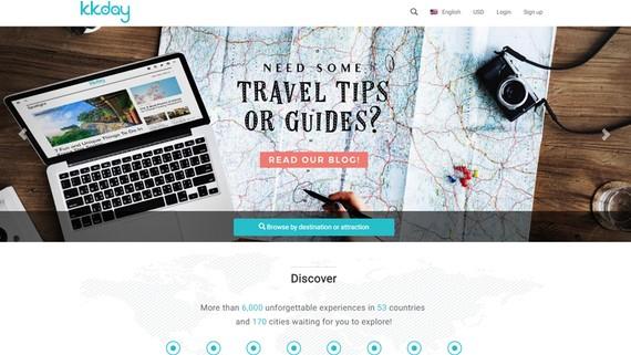 Website thương mại điện tử du lịch lớn nhất châu Á có mặt tại Việt Nam