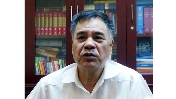 PGS-TS Nguyễn Viết Thông