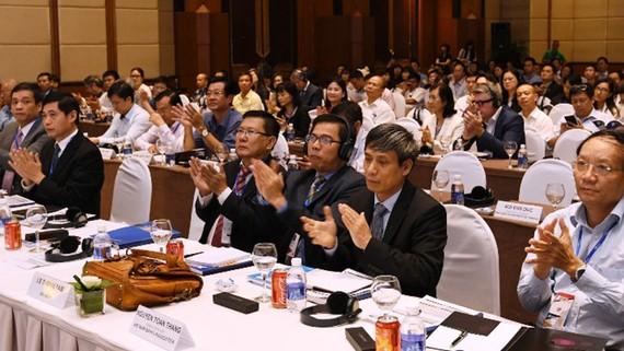 Hội thảo Vietnam Finance luôn thu hút được tham gia của nhiều diễn giả