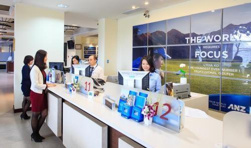 ANZ VN bán mảng bán lẻ cho Shinhan Bank VN