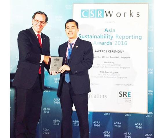 Bảo Việt tiên phong áp dụng chuẩn báo cáo GRI
