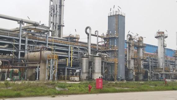 Nhà máy sản xuất đạm Ninh Bình
