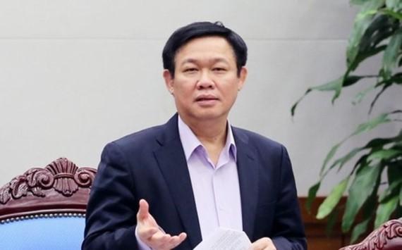 Phó thủ tướng Chính phủ Vương Đình Huệ. Ảnh: VGP