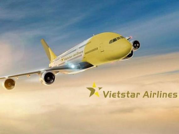 Hàng không Vietstar lại xin cấp giấy phép cất cánh