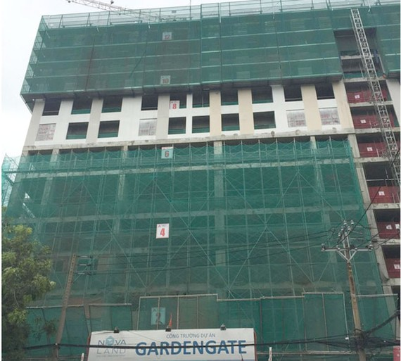 Dự án căn hộ số 08 Hoàng Minh Giám đã hoàn tất nghĩa vụ tài chính với Nhà nước.