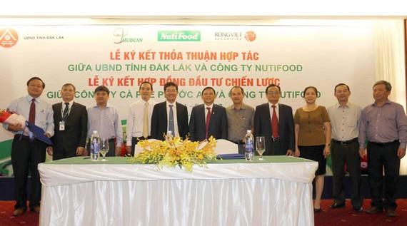 NutiFood đầu tư 1.000 tỷ đồng làm nông nghiệp công nghệ  cao