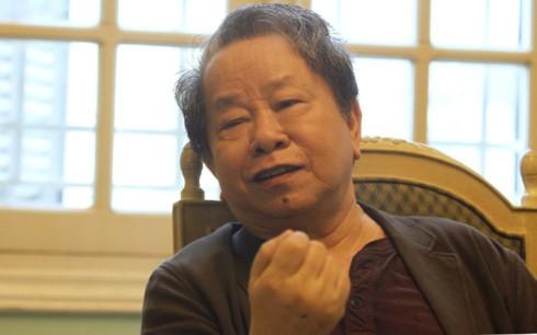 Chuyên gia kinh tế Nguyễn Trần Bạt.