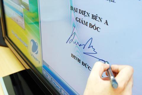 TPHCM sử dụng chữ ký số từ đầu tháng 6-2017
