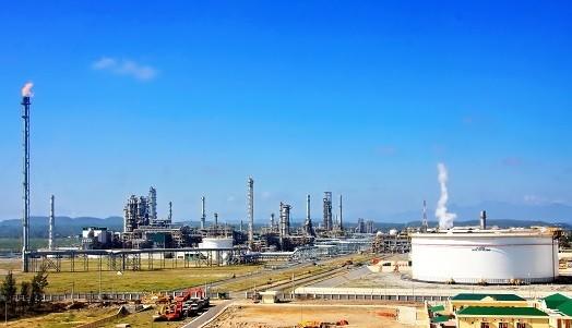 Bảo dưỡng tổng thể lần 3 Nhà máy lọc dầu Dung Quất