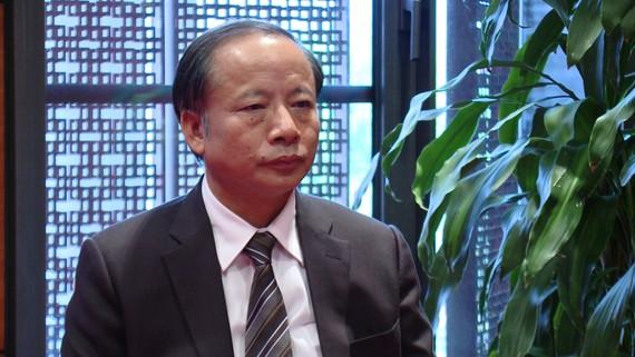 Ông Nguyễn Văn Thân, Chủ tịch Hiệp hội DNNVV Việt Nam