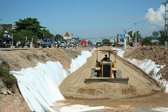 Cao tốc Đà Nẵng - Quảng Ngãi có nguy cơ chậm tiến độ