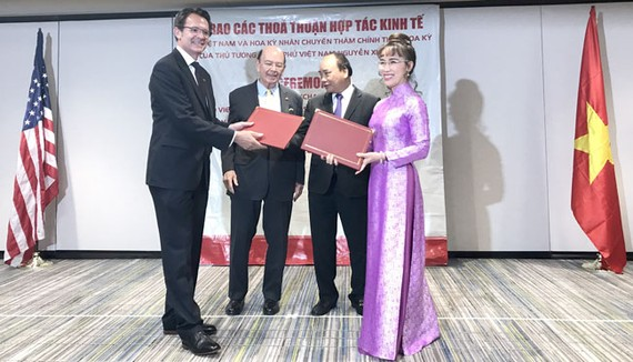 Vietjet ký các hợp đồng, thoả thuận 4,7 tỷ USD tại Hoa Kỳ