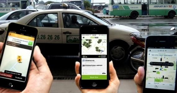 Kiến nghị tạm ngưng xe Uber hoạt động tại TPHCM