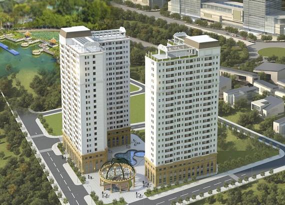 Công bố dự án Tecco Đầm Sen Complex