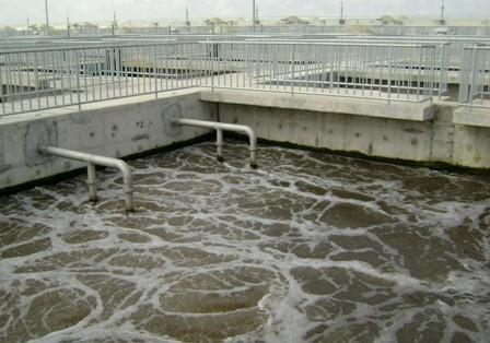 Nhiều KCN chưa hoàn thành hệ thống xử lý nước thải