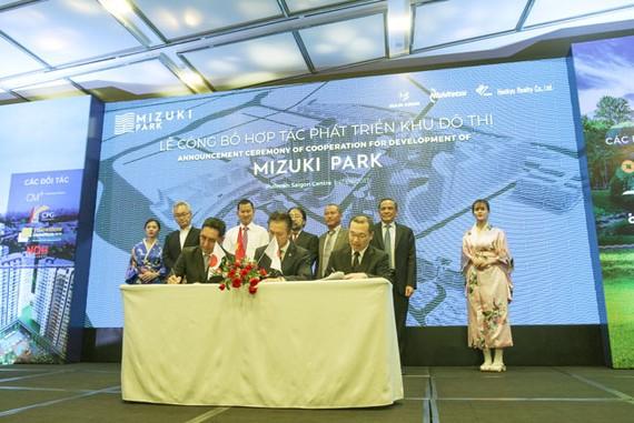 Siêu dự án giữa Nam Long và 2 đối tác Nhật Bản