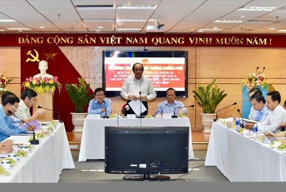 Thủ tướng nhắc Tập đoàn Dệt may 6 vấn đề