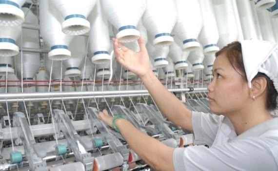 DN dệt may tiết kiệm 15 triệu USD nhờ sản xuất bền vững