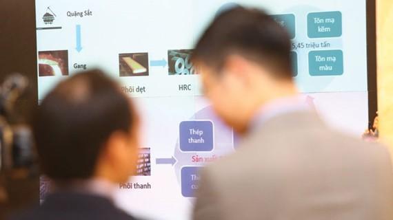 Hiện tại, hơn một nửa số doanh nghiệp vốn hóa rất lớn sử dụng mạng xã hội trong hoạt động IR