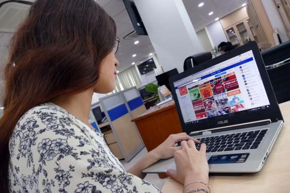 Hà Nội yêu cầu cá nhân kinh doanh trên mạng nhanh chóng nộp thuế