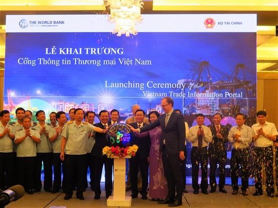 Vận hành Cổng Thông tin thương mại Việt Nam