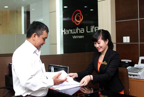 Hanwha Life Việt Nam đạt 301 tỷ doanh thu phí mới