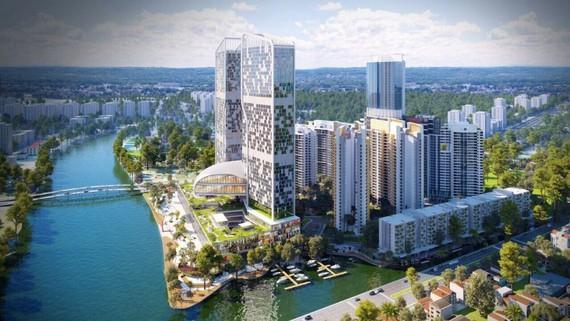 An Gia-VietinBank hợp tác phát triển dự án River Panorama