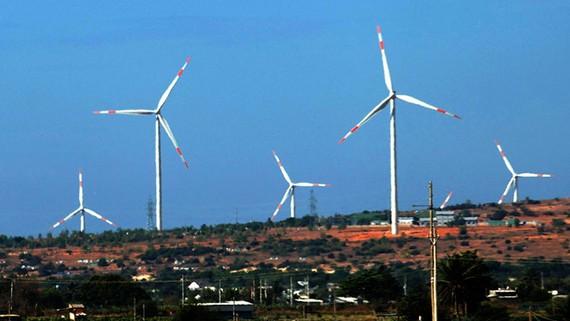 Tiềm năng điện gió Việt Nam đạt 214 GW