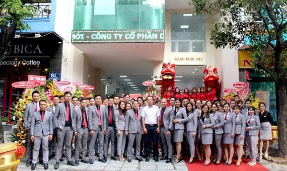 CTCP Danh Khôi Việt khai trương trụ sở mới