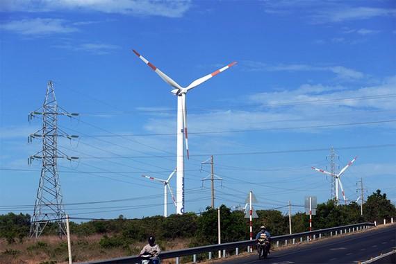 Tháp điện gió từ Việt Nam bị Úc điều tra chống bán phá giá