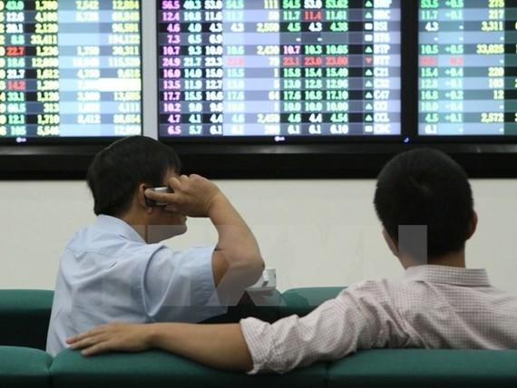 VN-Index mất gần 7 điểm phiên cuối tuần