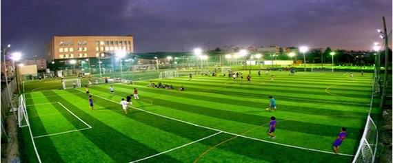 16 đội tham gia giải bóng đá Sở Xây dựng TPHCM