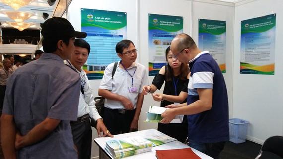 Triển lãm quốc tế chuyên ngành phân bón, hóa chất và máy nông nghiệp