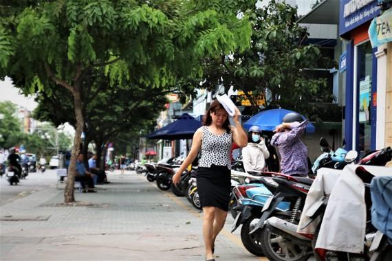 Nhiều nơi tại TP.HCM đã đường thông, hè thoáng