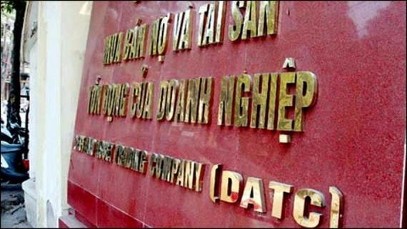 Sẽ nâng cấp DATC thành Tổng công ty mua bán nợ VN