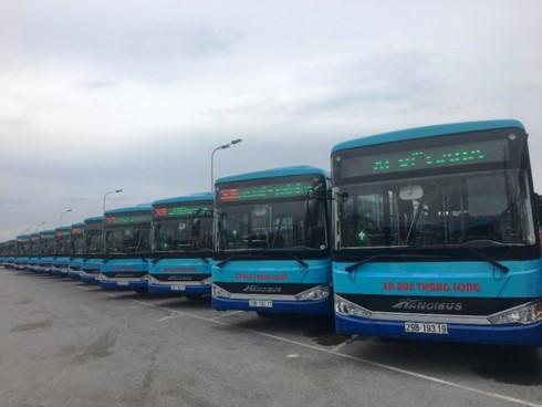 Tuyến buýt số 39 sẽ được thay thế hàng loạt xe chất lượng cao, hiện đại.