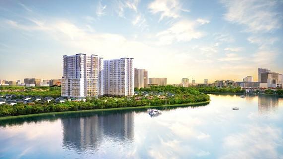 Dự án Sunrise Riverside (Nam Sài Gòn)