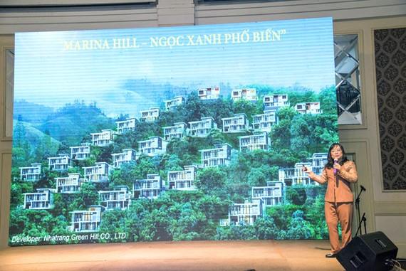 Ra mắt dự án Marina Hill Nha Trang