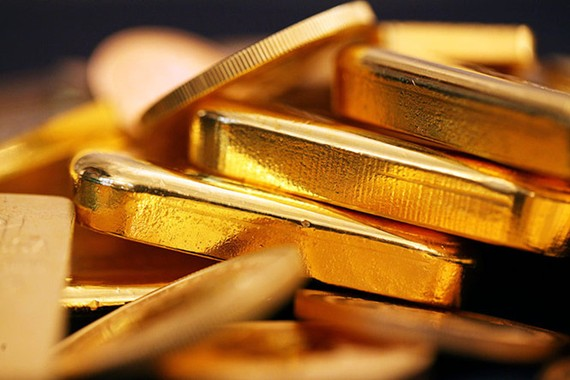 Giá vàng có tháng tệ nhất trong năm nay