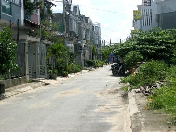 Dự án đất nền Singa City (Quận 9) do Công ty Kim Oanh vừa đưa ra thị trường với tỷ lệ hấp thụ trên 90%.