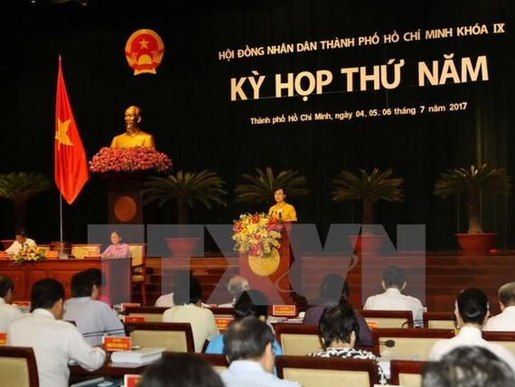 Chuẩn bị nhiều nội dung kỳ họp HĐND TPHCM lần thứ 6 khóa IX
