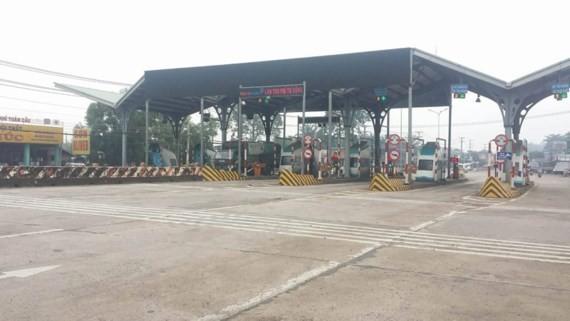Chưa thống nhất phương án xử lý trạm thu phí BOT Biên Hòa