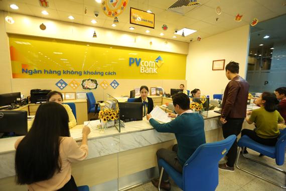 Thanh toán hóa đơn, nạp tiền điện thoại tự động với PVcomBank