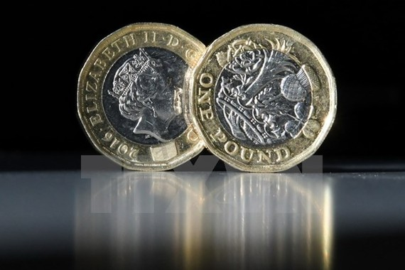 Ngày 15/10, Anh sẽ chính thức sử dụng đồng xu 1 bảng mới