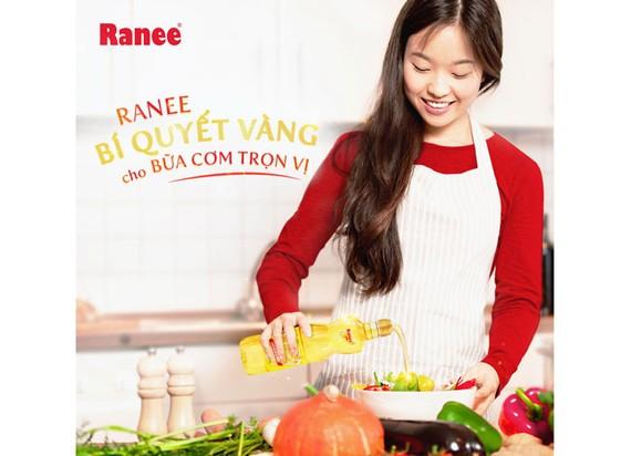 Dầu ăn cao cấp Ranee, bí quyết cho bà nội trợ.