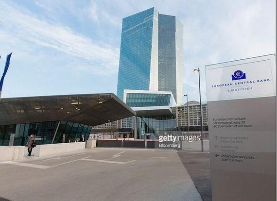 ECB giảm chương trình thu mua trái phiếu hỗ trợ Eurozone