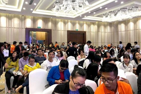 Nam Long trình làng 1.500 căn hộ EHomeS giá 700 triệu đồng