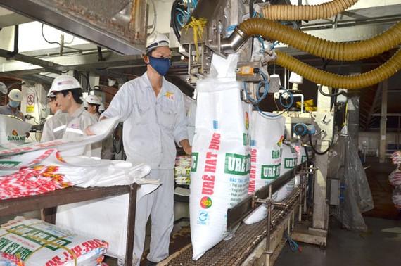 Đạm Cà Mau hoàn thành sớm chỉ tiêu sản xuất năm 2017