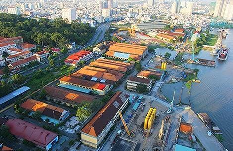 TPHCM quyết định chủ trương đầu tư 3 dự án tại khu Ba Son